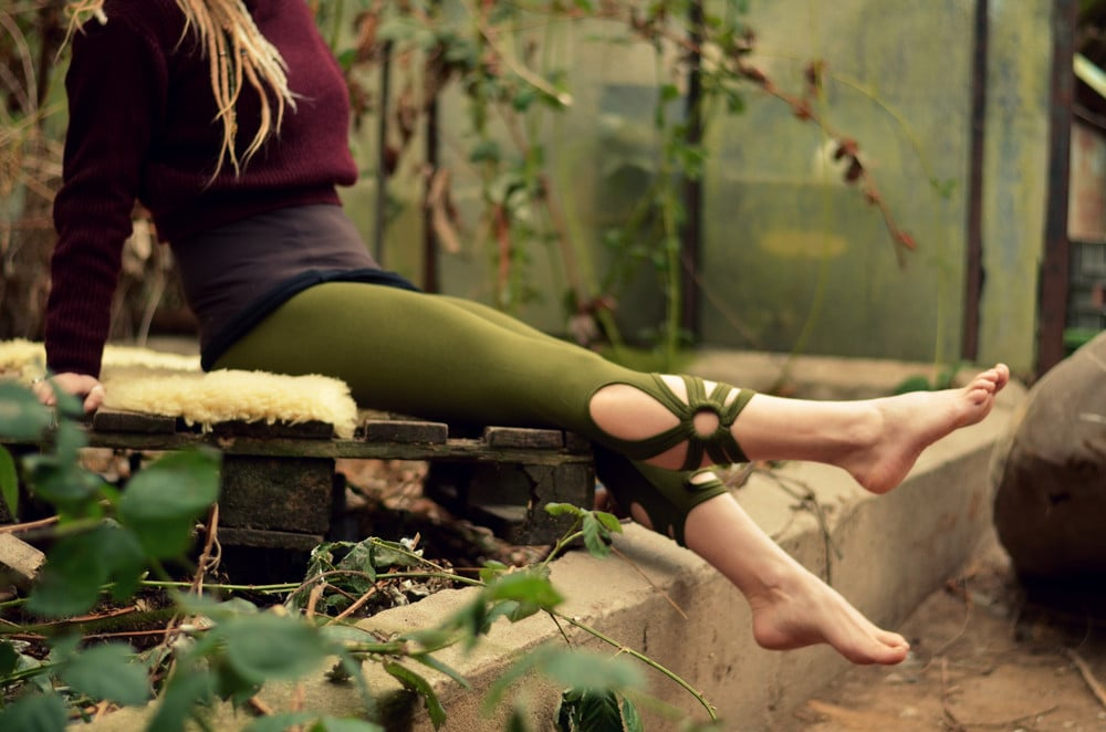 Yoga wear Ethical fashion