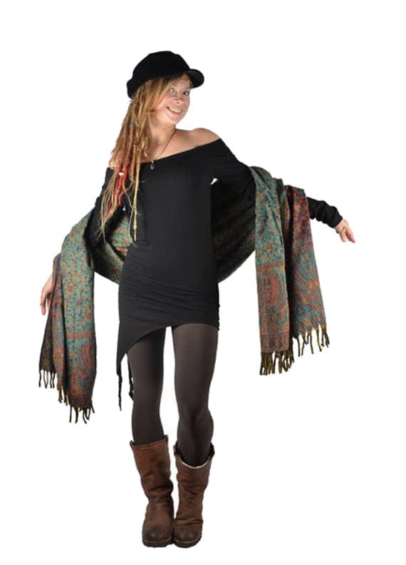 hippie-kleid-stretch