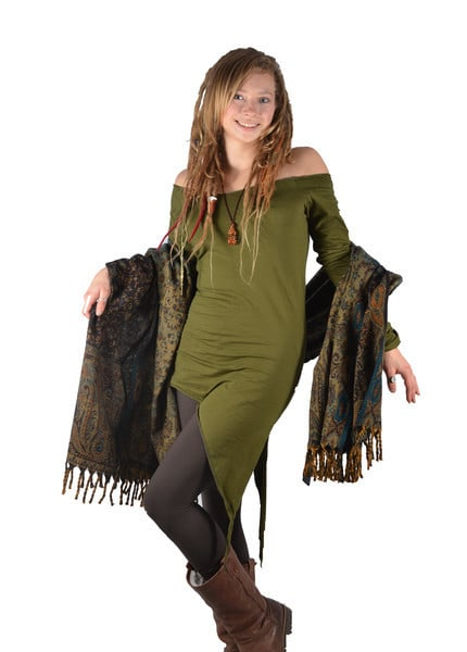 kleid-hippie-stretch