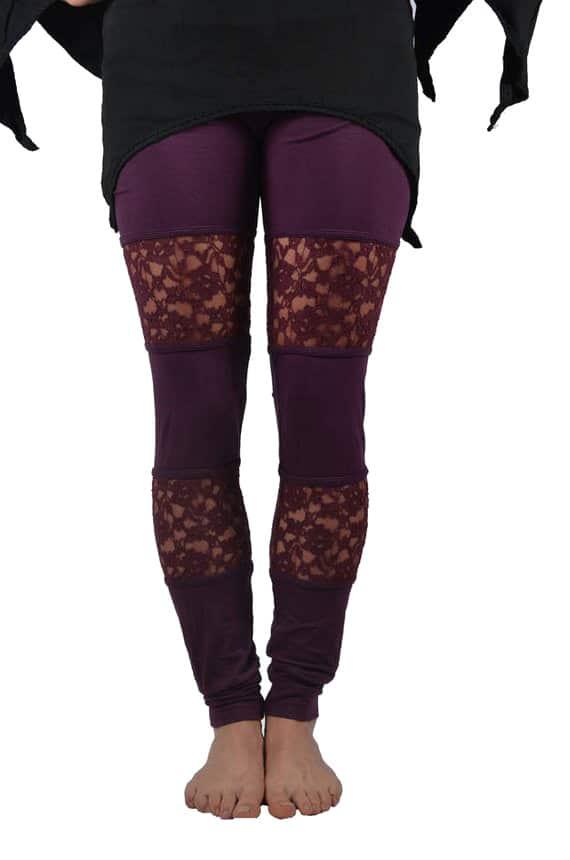 leggings-steam-punk-lila