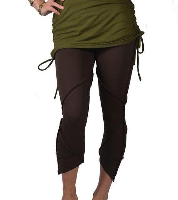 yoga-leggings-braun