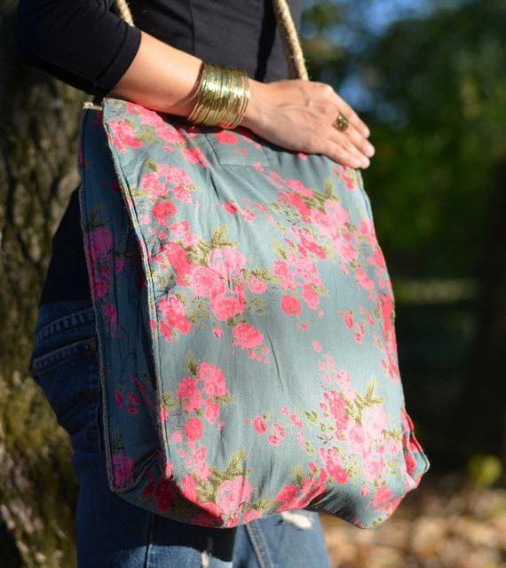 handtasche-rosen-muster