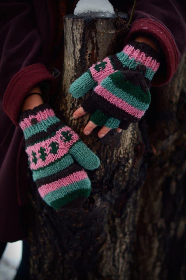 handschuhe-gestrickt-bunt