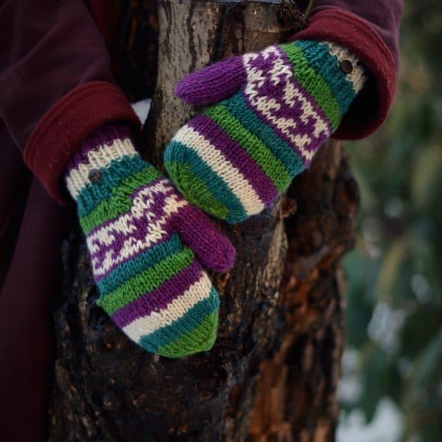handschuhe-wolle-handmade