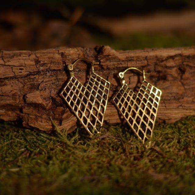 ohrringe-dreieck-geometrische-form