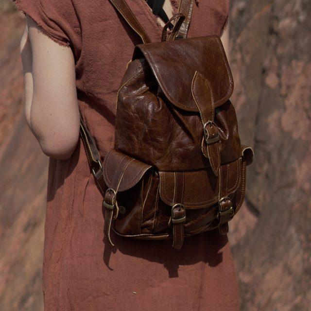rucksack-leder-braun-bohemian
