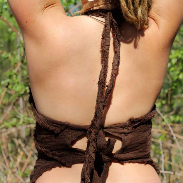 top-hippie-psy-goa-tribal-chrochet-braun