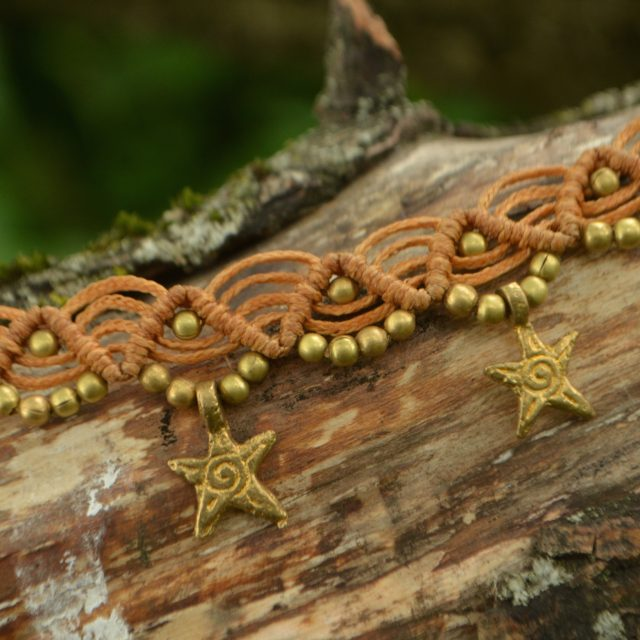 fußkette-hippie-meer-seestern-symbol-strand-urlaub