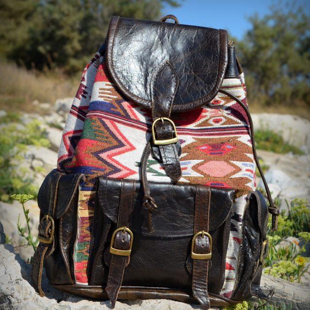 hippie-rucksack-kelim-muster-boho-bunt