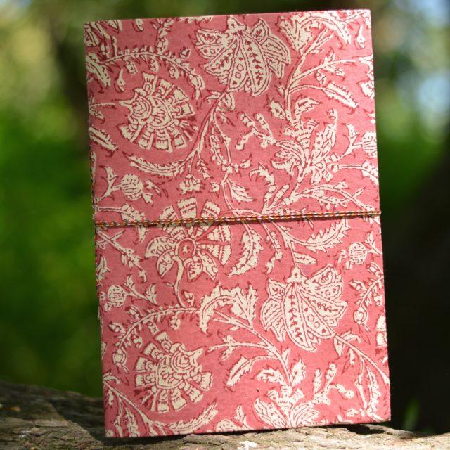 notiz-heft-paisley-blumen-rosa-geschenk-kunst