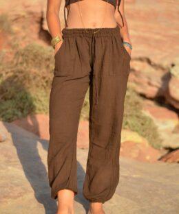 hose-chill-hippie-style-fairmade-goahose-unisex-braun
