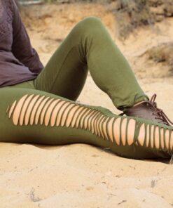 leggings-hippie-goa-cut-lagenlook-gruen