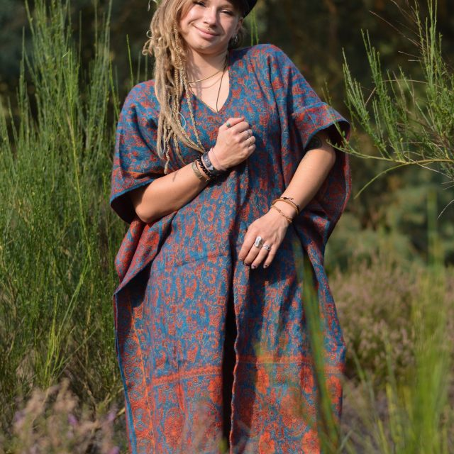 poncho-paisley-yak-schal-hippie-boho-tuerkis