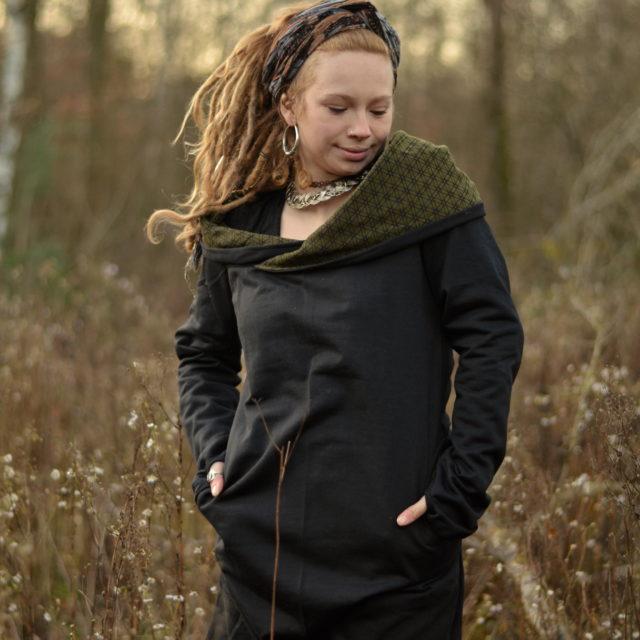 kleid-stretch-fairmade-hippie-fashion-goa