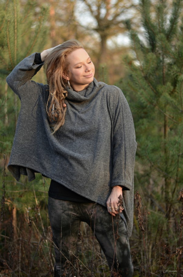 pullover-tunika-poncho-hippie-zipfel-look