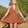 hippie-mode-fair-produziert-erdfarben-ocker