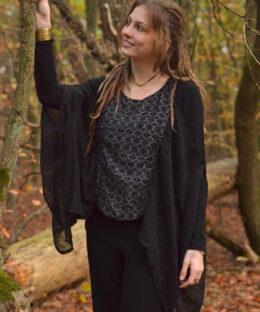 zipfel-top-hippie-kleidung-tunika-schwarz