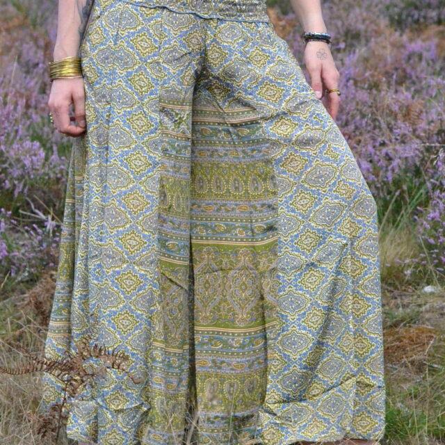 hose-hippie-stil-paisley-muster