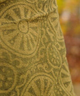 schal-handmade-fairtrade-geschenk-gruen