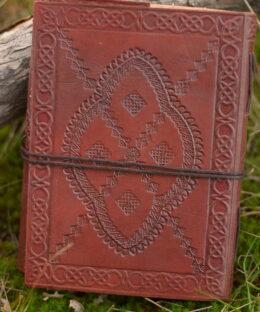 leder-buch-ethno-style-hippie-ornament
