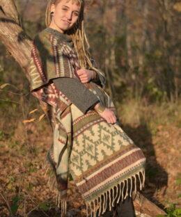 poncho-erdfarben-natural-style-boho-mode