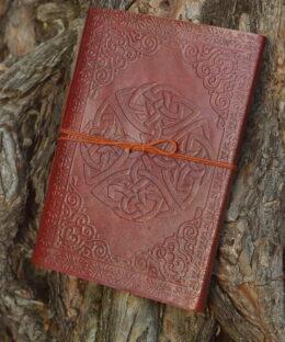 endlos-knoten-journal-tagebuch-kladde